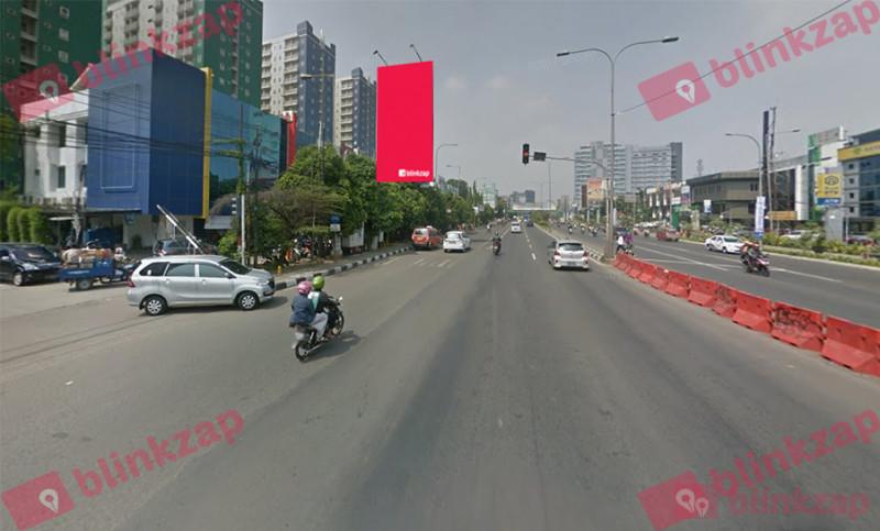 Sewa Billboard - Billboard-AHMAD YANI MANDIRI - kota bekasi