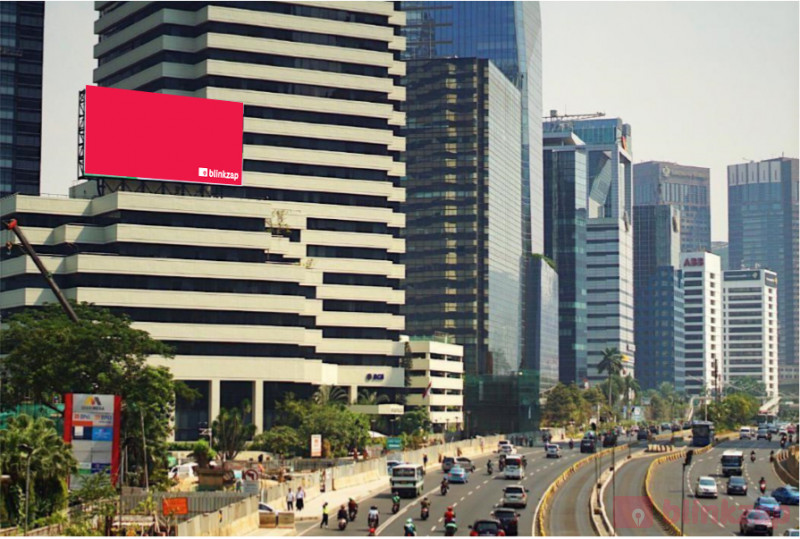 Sewa Videotron / LED - Chase Plaza - Sudirman  - kota jakarta selatan
