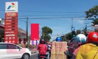 sewa media Billboard Billboard SURABAYA - JL.Ambengan (SPBU) KOTA SURABAYA Street