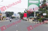 sewa media Billboard BDLPDHL07 -B KOTA BANDAR LAMPUNG Street