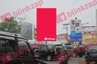 sewa media Billboard JMBSQBL01 KOTA JAMBI Street