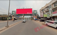 Billboard JPO - JL. RAYA SERPONG DEKAT AGEN BUS ROSALIA