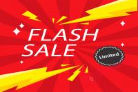 Flash Sale LED 2