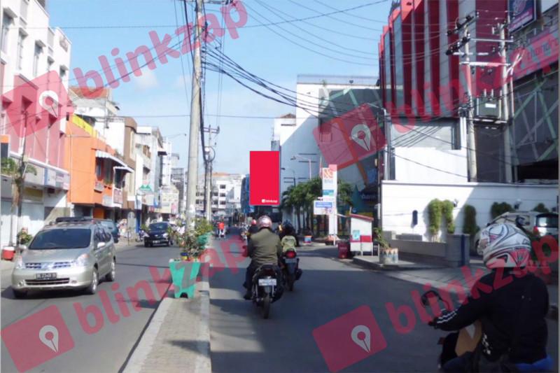 Sewa Billboard - Billboard BDLKSBB01 - Kota Bandar Lampung - kota bandar lampung