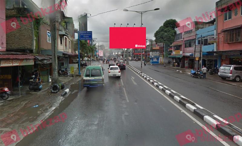 Sewa Billboard - Billboard EKA-004, Jalan Brigjen Katamso Kota Medan  - kota medan
