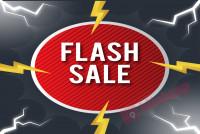 Flash Sale LED 1