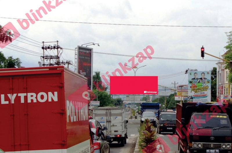 Sewa Billboard - Billboard BDLYSBB08 - Kota Bandar Lampung - kota bandar lampung