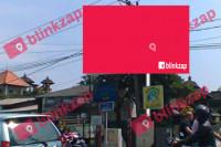 sewa media Billboard Baliho 4x6 JL.Raya Canggu Kuta Utara - Badung KABUPATEN BADUNG Street