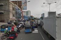sewa media Billboard JTP-023 KOTA JAKARTA PUSAT Building