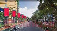 sewa media Videotron / LED GLODOK PYLON EXCLUSIVE KOTA JAKARTA BARAT Street