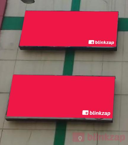 Sewa Wall Branding - Wall Sign Tamini Square B - kota jakarta timur