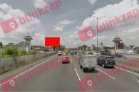 sewa media Billboard Frontlite KM 06 + 220 B Jatibening KOTA BEKASI Street