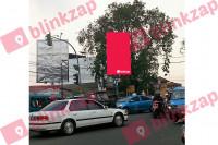 sewa media Billboard Billboard Perempatan Akses UI Gunadarma KOTA DEPOK Street