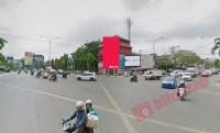 sewa media Billboard Billboard PLM - 0013, Jalan Jenderal Sudirman Kota Palembang KOTA PALEMBANG Street