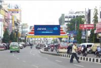 sewa media Billboard PLBKABB01 KOTA PALEMBANG Street