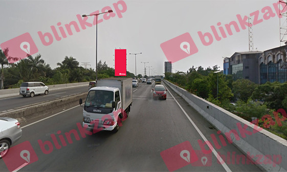 Sewa Billboard - Billboard - Jl.Wiyoto Wiyono ( Jembatan Tiga ) - kota jakarta utara