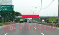 sewa media Billboard Billboard JL TOL JORR KM. 53+700 A KOTA JAKARTA TIMUR Street