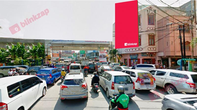 Sewa Billboard - Billboard BW010 -  Jl. Pandu simp Plangkaraya - kota medan