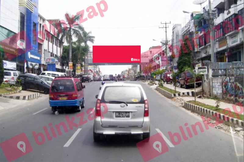 Sewa Billboard - Billboard BDLKTBB01 - Kota Bandar Lampung - kota bandar lampung
