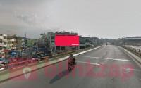 sewa media Billboard Billboard Jl. Yos Sudarso Simp. Pertempuran Flyover KOTA MEDAN Street