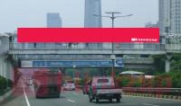 sewa media Billboard JPO A068 Jl Gartot Subroto KM 08+150B  KOTA JAKARTA SELATAN Street