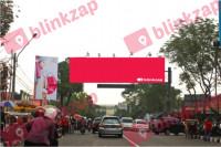 sewa media Billboard Billboard - Jl. LL. R.E Martadinata (depan FO. Summit Riau) KOTA BANDUNG Street