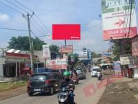 sewa media Billboard Billboard Jl. Raya Cisauk Kab, Tangerang ( Dari Pasar Moderen Cisauk Menuju Stasiun Cisauk ) KABUPATEN TANGERANG Street