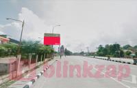 sewa media Billboard Billboard CSA510 Jl. Residen A Rozak Palembang KOTA PALEMBANG Street