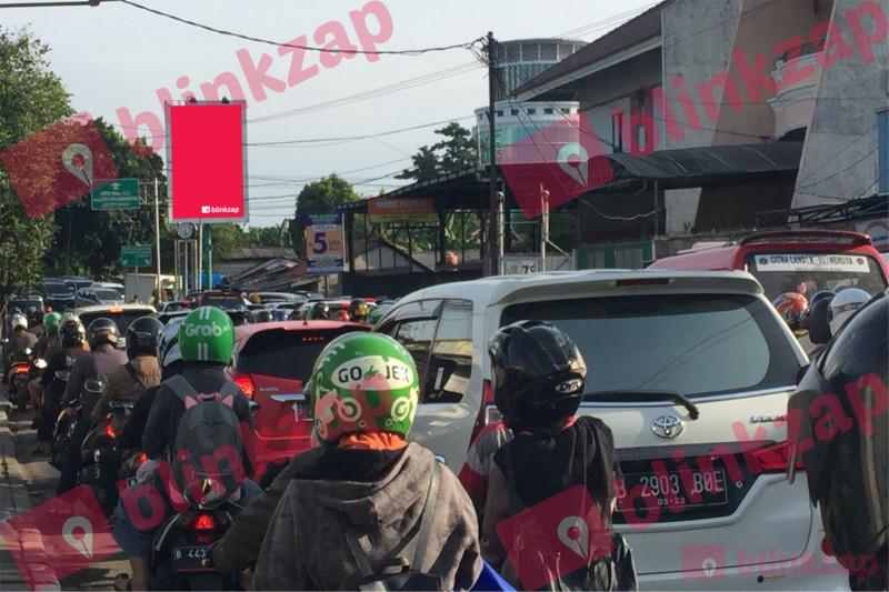 Sewa Billboard - Billboard Jl. Kembang Kerep Puri Kembangan - kota jakarta barat