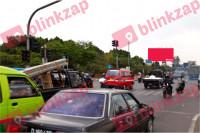 sewa media Billboard Jl. Soekarno Hatta (Perempatan Buah Batu) KOTA BANDUNG Street