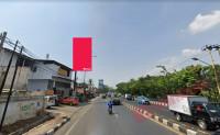 Billboard Jl. Daan Mogot. ( Dari Tangerang Menuju Jakarta )