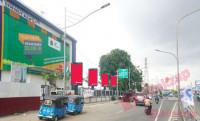 sewa media Videotron / LED SENEN III PYLON EXCLUSIVE KOTA JAKARTA PUSAT Street