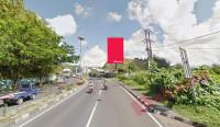 sewa media Billboard Billboard Jl. A . A  Maramis – Koran Tribun B KOTA MANADO Street