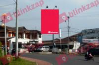 sewa media Billboard BDLDWBL01 KOTA BANDAR LAMPUNG Street