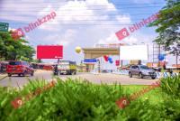 sewa media Billboard Billboard Perempatan Delta Mas KABUPATEN BEKASI Street