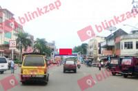 sewa media Billboard Billboard JMBSQBB02, Jl. Sultan Thaha - Kota Jambi KOTA JAMBI Street