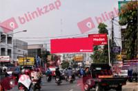 sewa media Billboard Billboard - Jl. Jend Ahmad Yani (dekat IBBC Supratman) KOTA BANDUNG Street