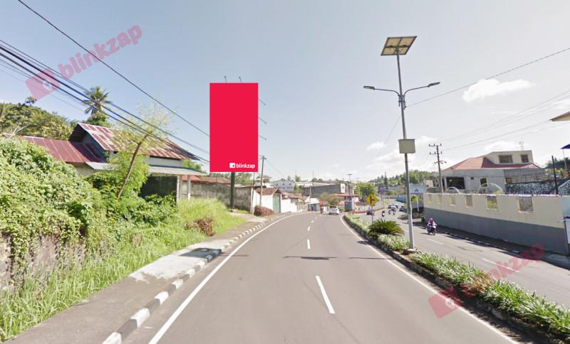 Sewa Billboard - Billboard Jl. A A Maramis – Depan MGP B - kota manado