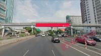 sewa media Billboard Billboard JPO Tol Jorr KM 23+500 - Dekat Citos (arah Pandang menuju Pondok Indah - BSD)  KOTA JAKARTA SELATAN Street