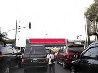 sewa media Billboard JPOB-JKT-002- Jl. Letjen S Parman KOTA JAKARTA BARAT Street