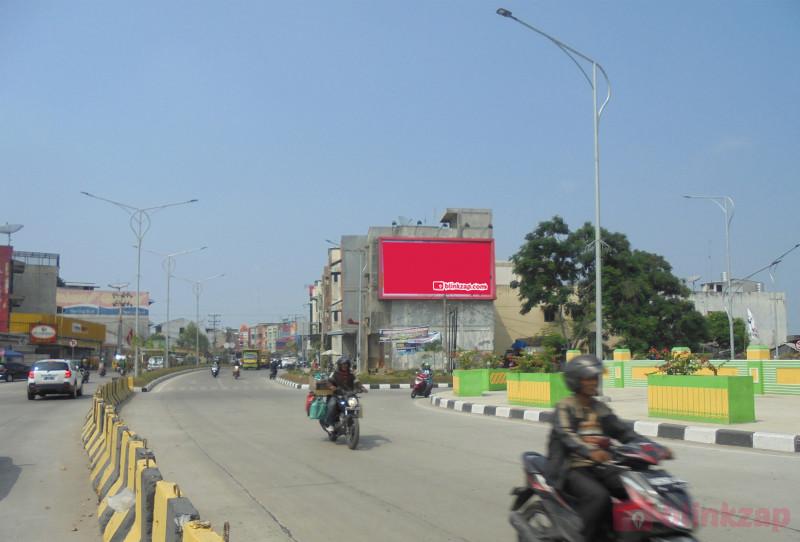 Sewa Billboard - Billboard MGM_55, Jalan AH Nasution / Jalan M.Basir Underpass Titi Kuning - Kota Medan - kota medan