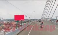 sewa media Billboard Billboard Flyover Pasopati KOTA BANDUNG Street