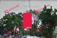 sewa media Billboard Billboard 4m x 8m  Jl. Wastukancana KOTA BANDUNG Street