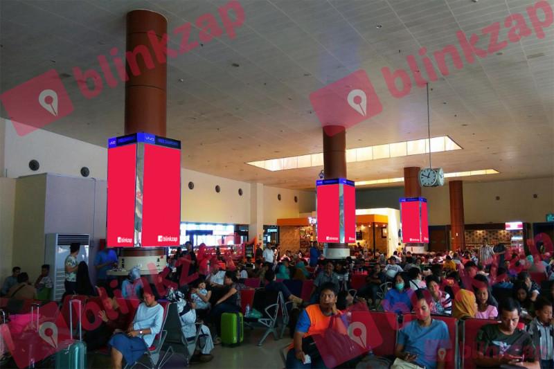 Sewa Neon Box - Neon Box Baording Lounge Area Departure  - kota pekanbaru