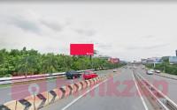 Billboard Exit Bekasi BaratTol Jakarta Cikampek KM 13+100 A