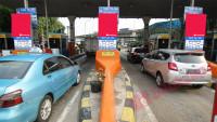 LED Toll Gate - Tanjung Priuk 1