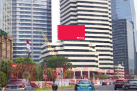 sewa media Videotron / LED Chase Plaza - Sudirman  KOTA JAKARTA SELATAN Building