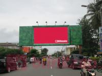 sewa media Billboard Billboard MGM_18, Jalan Sutomo dekat Lapangan Merdeka (Side A) - Kota Tebing Tinggi KOTA TEBING TINGGI Street