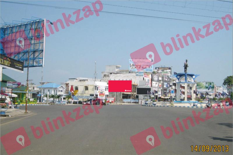Sewa Billboard - Billboard BKLSOBB06, Jalan Suprapto - Kota Bengkulu - kota bengkulu