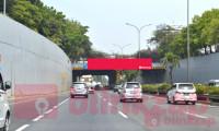 Billboard Tunnel Harsono Tol JORR KM. 25 + 500 A